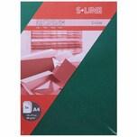 Artoz Bogen S-Line A4 80g/m² 5 Stück tannengrün