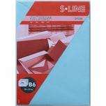 Artoz Kuvert S-Line B6 90g/m² 5 Stück hellblau