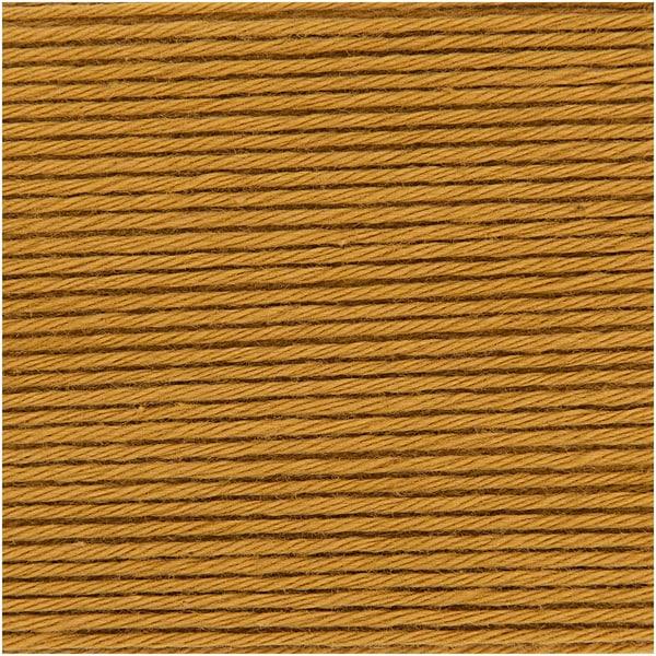 Rico Design Baby Cotton Soft dk 50g 125m senf