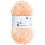 Rico Design Baby So Soft Print dk 100g 250m apricot