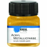 KREUL Acryl Metallicfarbe 20ml gold