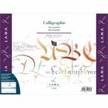 Hahnemühle Calligraphieblock 250g/m² 24x32cm 12 Blatt