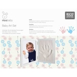 Rico Design Handabdruckrahmenset BabyArt