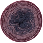 Rico Design Creative Wool dégradé 200g 800m beere