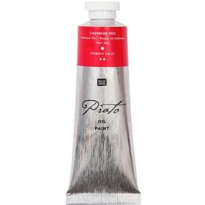 Rico Design Prato Ölfarbe 60ml kadmiumrot