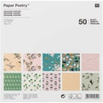 Paper Poetry Origami Jardin Japonais 15x15cm 50 Blatt