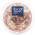 Rico Design Stäbchen Glitter 4g kupfer-gold
