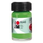 Marabu Glasfarbe 15ml hellgrün
