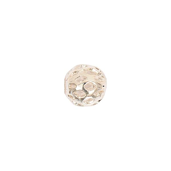 Jewellery Made by Me FiligranPerle silber 6mm 3 Stück