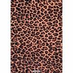 décopatch Papier Leopard 3 Bogen