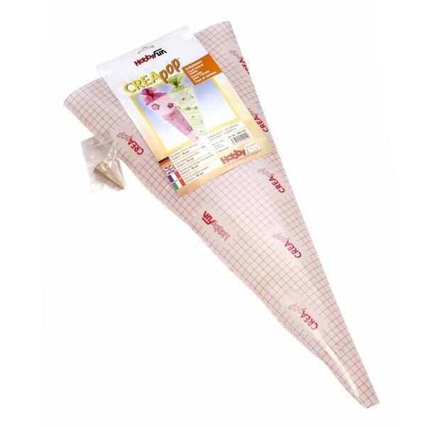 HobbyFun Schultüte Folie selbstklebendrund 80cm