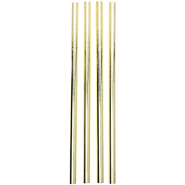 Rico Design Bleistifte 17,5cm 4 Stück gold