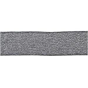 Band metallic 25mm 10m anthrazit