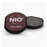 NIO Stempelkissen 4cm NI1003 cozy red