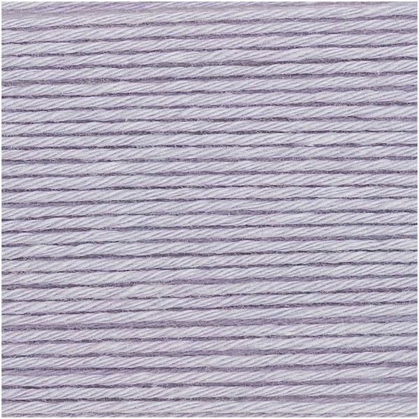 Rico Design Baby Cotton Soft dk 50g 125m helllila