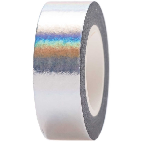 Paper Poetry Tape Metallic 15mm 10m irisierend
