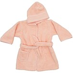 Rico Design Kinderbademantel ab 18 Monate apricot