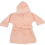 Rico Design Kinderbademantel ab 18 Monate apricot