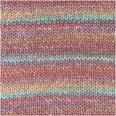 Rico Design Creative Cotton Colour Coated 50g 125m rosa-blau