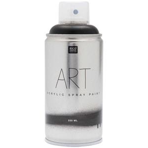 Rico Design Art Acrylic Spray 250ml schwarz