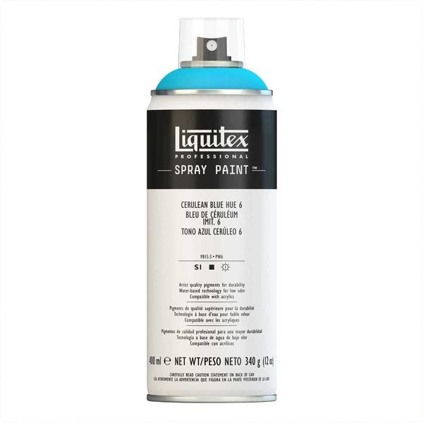 Liquitex Acrylspray 400ml coelinblau Farbton 6