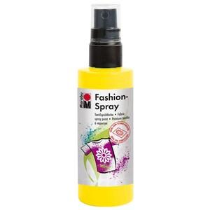 Marabu Fashion Spray 100ml sonnengelb