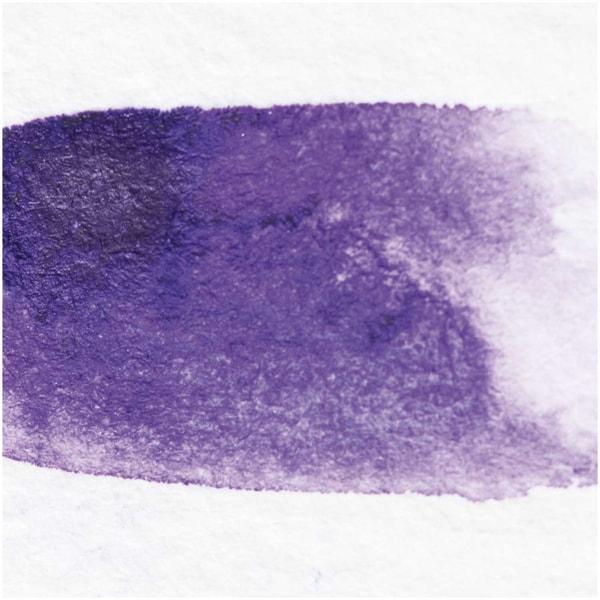 Rico Design ART Künstler Aquarellfarbe halbes Näpfchen violett