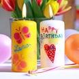 Marabu Candle Liner 25ml glitter gold