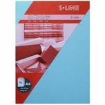 Artoz Bogen S-Line A4 80g/m² 5 Stück hellblau