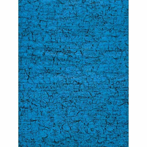 décopatch Papier crackle türkis 3 Bogen