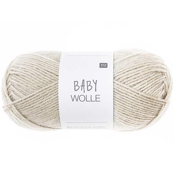 Rico Design Babywolle 50g 150m beige
