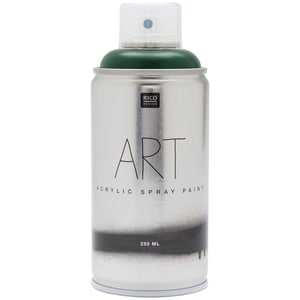 Rico Design Art Acrylic Spray 250ml tannengrün