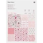 Paper Poetry Motivpapierblock It must be love 30 Blatt