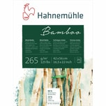 Hahnemühle Block Bamboo Mixed Media 265g/m² 25 Blatt 8 x 10,5 cm