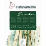 Hahnemühle Block Bamboo Mixed Media 265g/m² 25 Blatt 30 x 40 cm