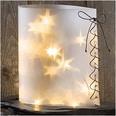 efco Effektfolie Sternenglanz milchig-transparent 50x35cm