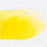 Rico Design ART Künstler Aquarellfarbe halbes Näpfchen gelb