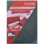 Artoz Kuvert S-Line B6 90g/m² 5 Stück graphit