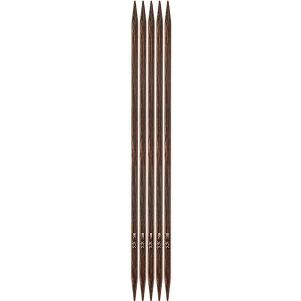 KnitPro Nadelspiel 20cm Birkenholz 5,5