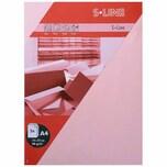 Artoz Bogen S-Line A4 80g/m² 5 Stück pink