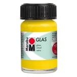 Marabu Glasfarbe 15ml sonnengelb