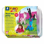 FIMO Kids Spielbox Pony 10teilig