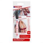 edding Schuh-Markier-Set inkl. 10 Schuhetiketten
