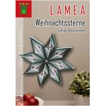 Nice Papers Buch LAMEA Weihnachtssterne