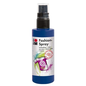 Marabu Fashion Spray 100ml nachtblau