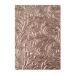 Sizzix 3D Textured Fades Embossing Folder Botanical