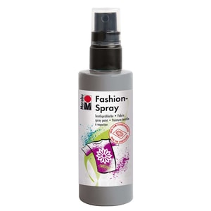 Marabu Fashion Spray 100ml grau