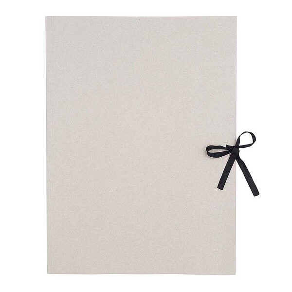 Paper Poetry Zeichenmappe grau DIN A2