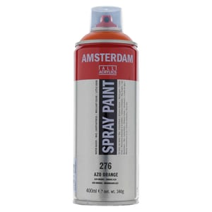 AMSTERDAM Spray 400ml azo-orange