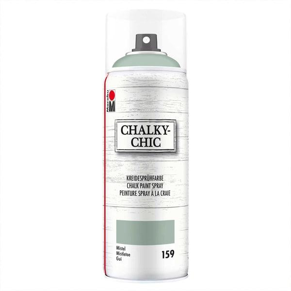 Marabu Kreidesprühfarbe Chalky-Chic 400ml mistel